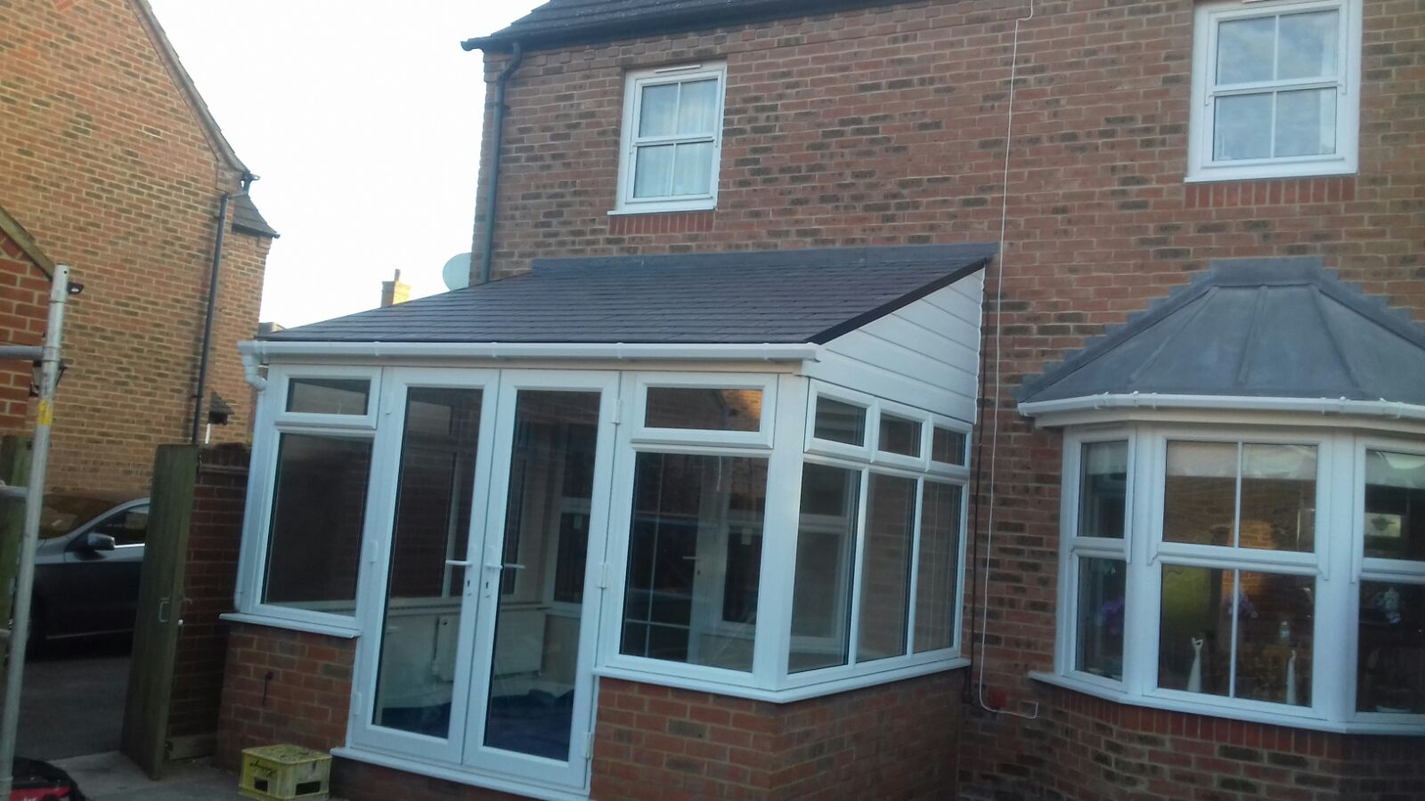 Conservatory Insulated Roofs