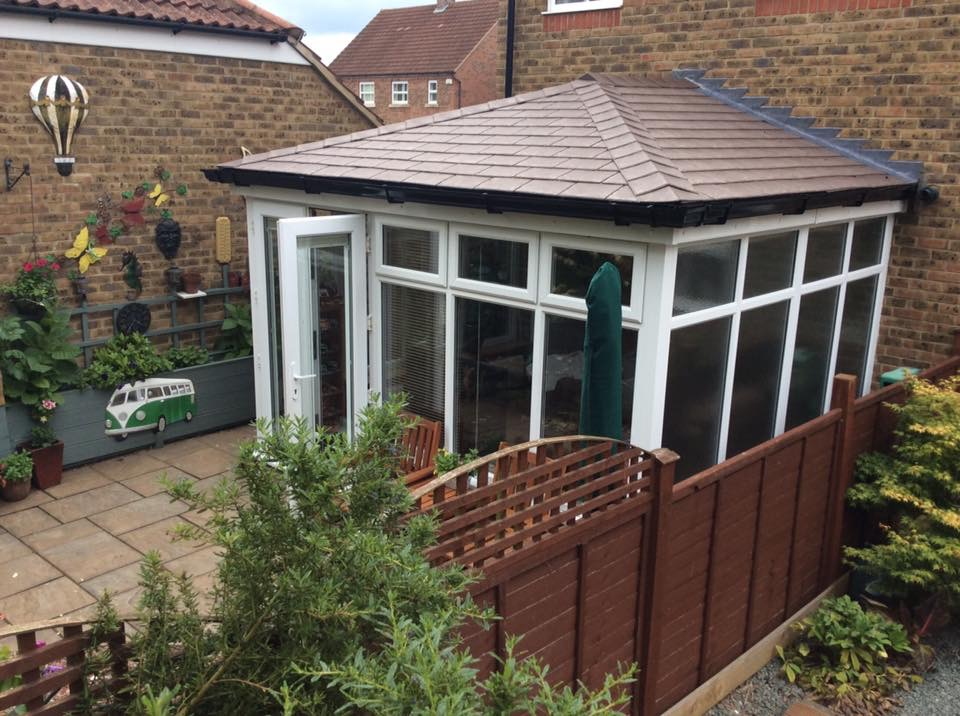 Chalfont Conservatory Roofs