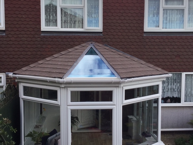 Winslow Conservatory Roof